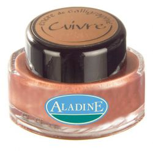 ALADINE CALLIGRAPHY Ink - Калиграфско мастило COPPER