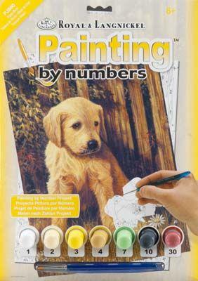 R&L,USA - Рисуване по номера А4 * PJS60